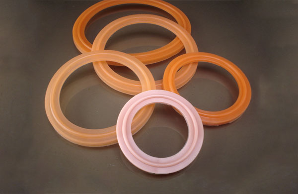 Juntas unión clamp